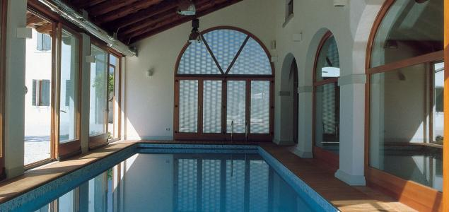 Private House, swimming pool, Oderzo, Treviso, Italy