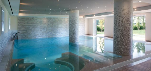 Private House, swimming pool, Padova, Italy